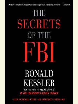 Ronald Kessler 183 Overdrive Rakuten Overdrive Ebooks