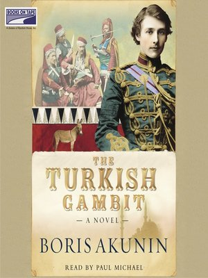 cover image of The Turkish Gambit