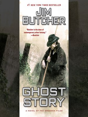 cover image of Ghost Story