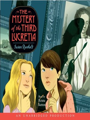 cover image of The Mystery of the Third Lucretia