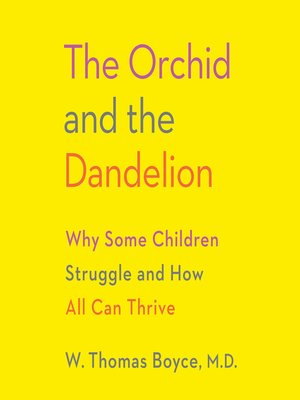 cover image of The Orchid and the Dandelion