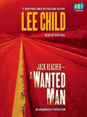 cover image of A Wanted Man