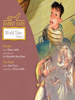 cover image of Rabbit Ears World Tales, Volume 7