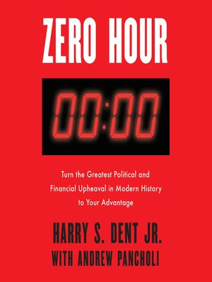 cover image of Zero Hour