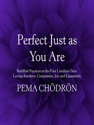 cover image of Perfect Just as You Are