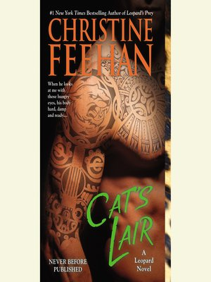 cover image of Cat's Lair