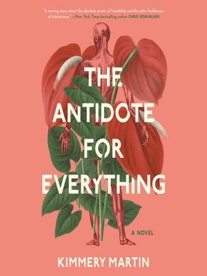 cover image of The Antidote for Everything