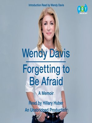 cover image of Forgetting to Be Afraid