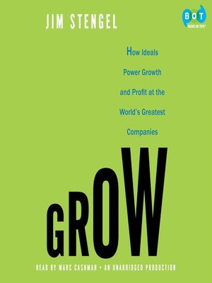 cover image of Grow