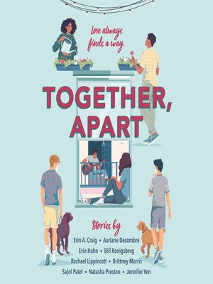 cover image of Together, Apart