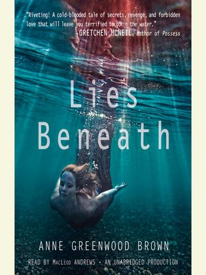 cover image of Lies Beneath