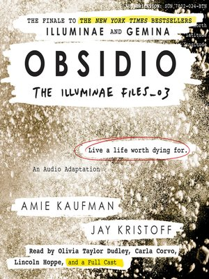 cover image of Obsidio