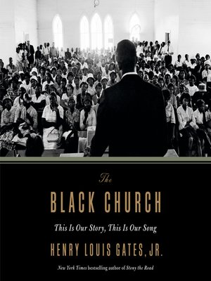 cover image of The Black Church
