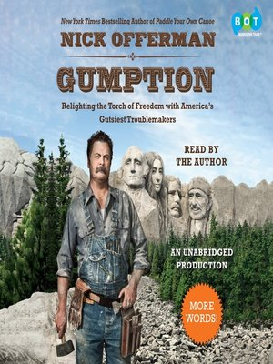 cover image of Gumption