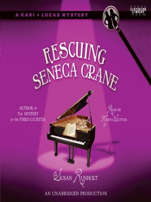cover image of Rescuing Seneca Crane