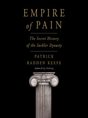 cover image of Empire of Pain