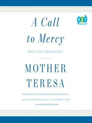 cover image of A Call to Mercy