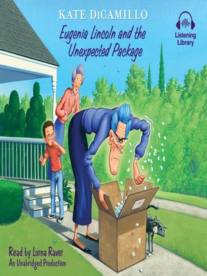 cover image of Eugenia Lincoln and the Unexpected Package