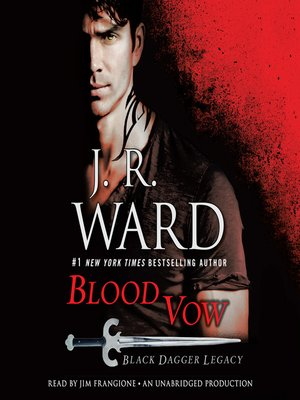 cover image of Blood Vow