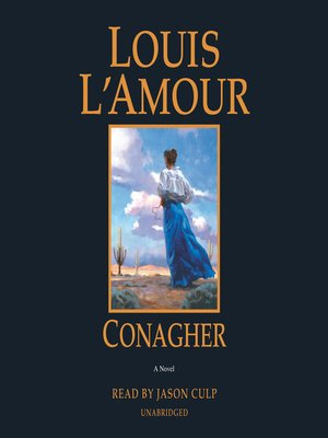 cover image of Conagher