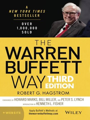 cover image of The Warren Buffett Way