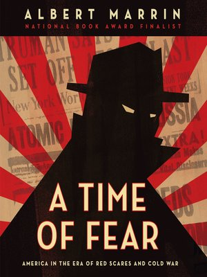 cover image of A Time of Fear