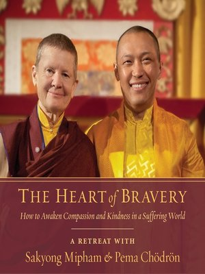 cover image of The Heart of Bravery