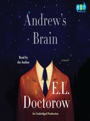 cover image of Andrew's Brain