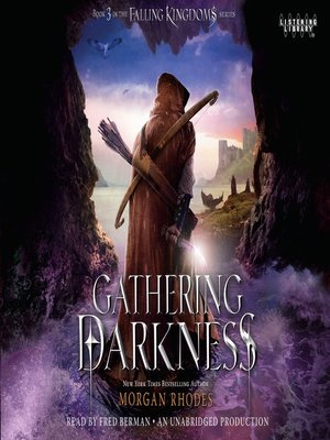 cover image of Gathering Darkness