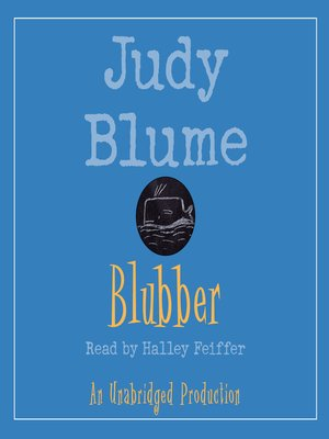 cover image of Blubber