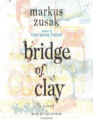 cover image of Bridge of Clay