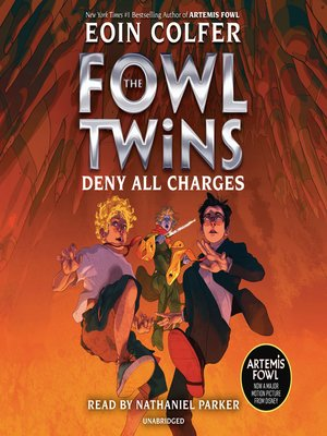 cover image of Deny All Charges
