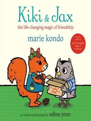 cover image of Kiki & Jax