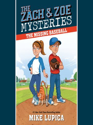 cover image of The Missing Baseball