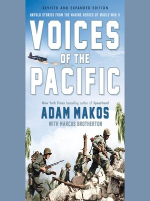 cover image of Voices of the Pacific, Revised Edition