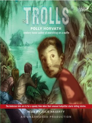 cover image of The Trolls