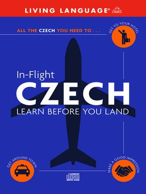 cover image of In-Flight Czech