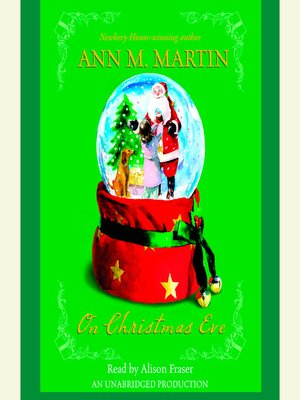 cover image of On Christmas Eve