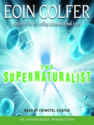 The Supernaturalist Pdf