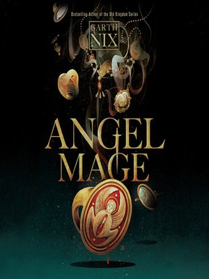cover image of Angel Mage