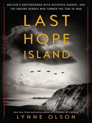 cover image of Last Hope Island