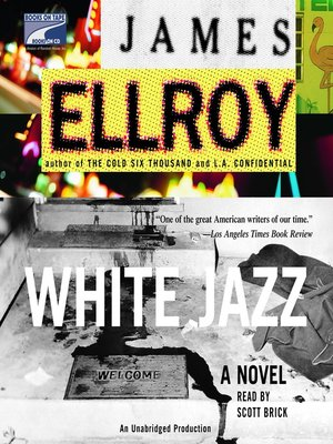 cover image of White Jazz