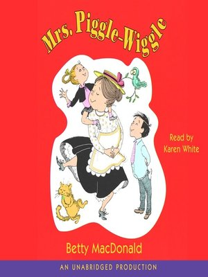 cover image of Mrs. Piggle-Wiggle