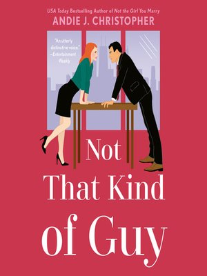 cover image of Not That Kind of Guy