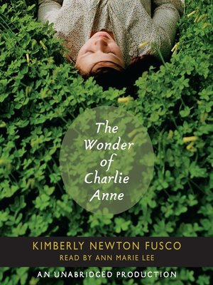 cover image of The Wonder of Charlie Anne