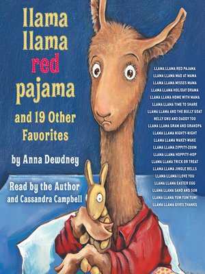 cover image of Llama Llama Red Pajama and 19 Other Favorites