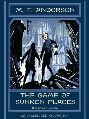 cover image of The Game of Sunken Places