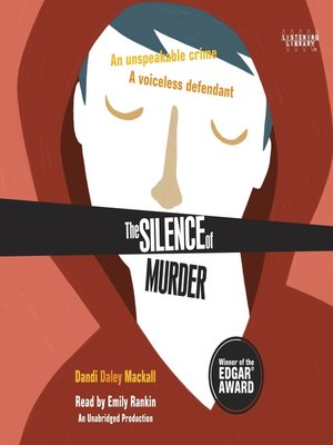 cover image of The Silence of Murder