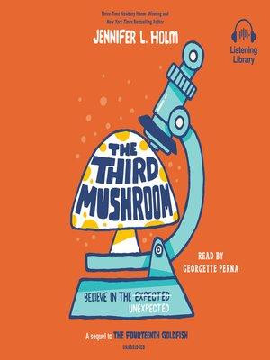 cover image of The Third Mushroom