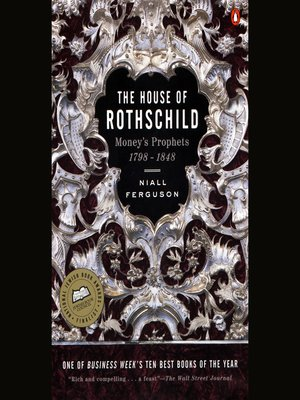 cover image of The House of Rothschild, Volume 1